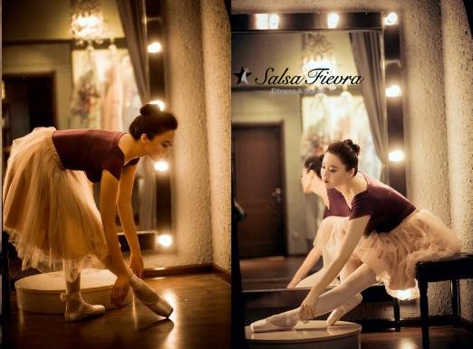 Ballet Fitness - Ballet Yoga