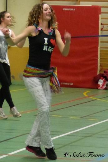 Danse brésilienne rennes