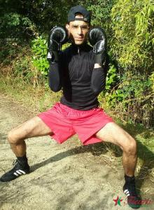 Olivier Piloxinet et Body Combat