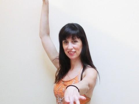 danse orientale Maria